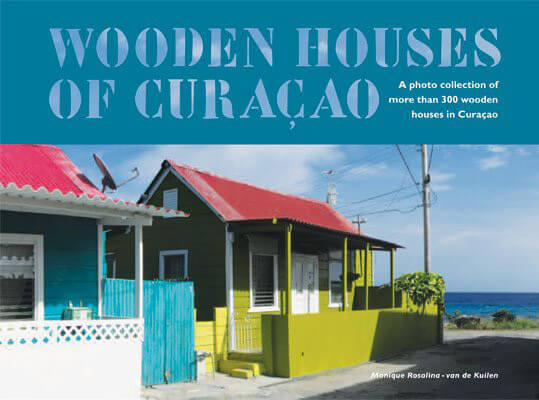 Wooden houses of Curaçao