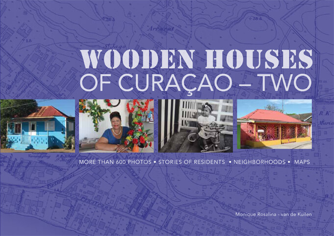 Wooden houses of Curaçao II